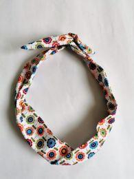 Haarband mit Draht