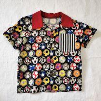 Kinderkleider Hemd handgenäht Grösse 98 (3 Jahre)