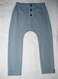 Kinderkleider Boyfriendhose handgenäht Grösse 98 (3 Jahre) verstellbar