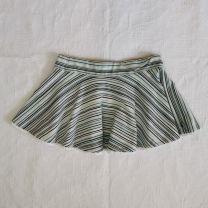 Kinderkleid Jupe handgenäht Grösse 80 (1 Jahr) verstellbar